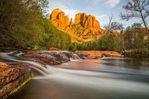 04-13-13-sedona cathedral from creek1